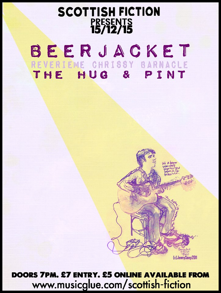 Scottish Fiction Presents: Beerjacket